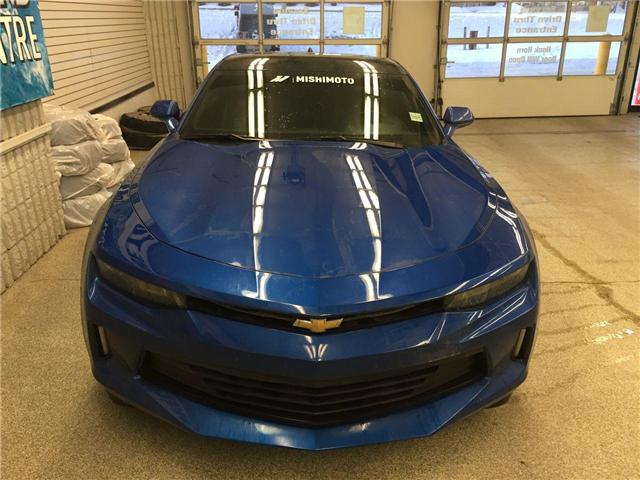 2017 Chevrolet Camaro 1LT (Stk: P0199A) in Calgary - Image 2 of 23