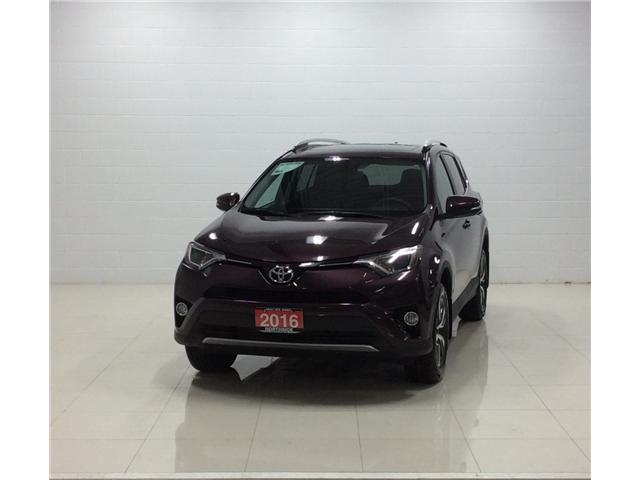 2016 Toyota RAV4 XLE (Stk: V18399A) in Sault Ste. Marie - Image 1 of 13