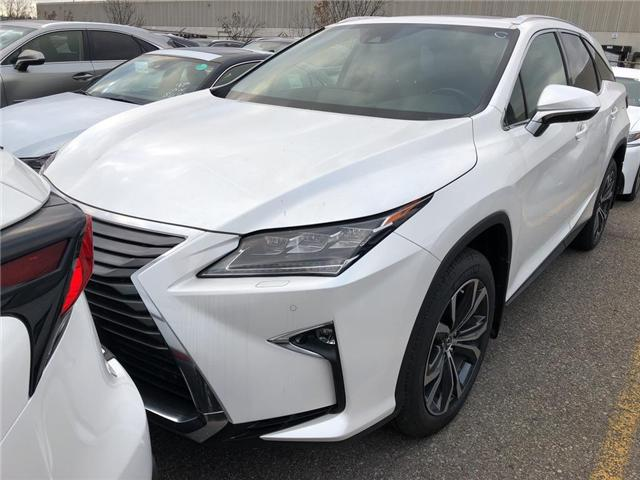 2018 Lexus RX 350L Luxury (Stk: 10424) in Brampton - Image 1 of 5