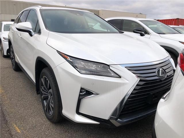 2018 Lexus RX 350L Luxury (Stk: 10424) in Brampton - Image 2 of 5