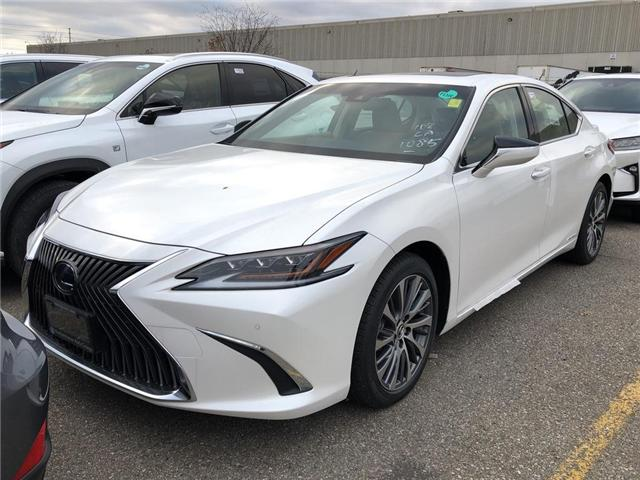 2019 Lexus ES 300h Base (Stk: 5483) in Brampton - Image 1 of 5