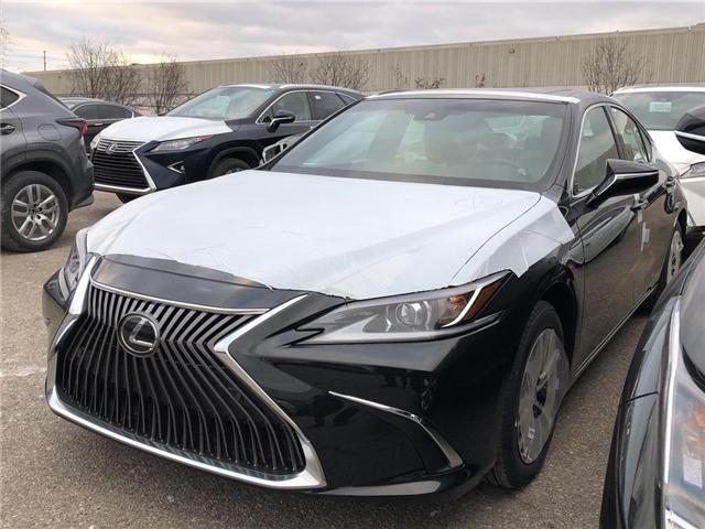 2019 Lexus ES 350 Premium (Stk: U007872) in Brampton - Image 1 of 5
