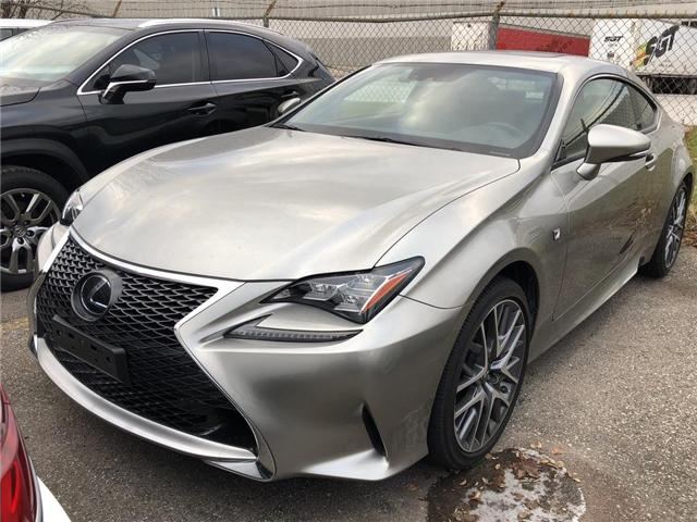 2018 Lexus RC 300 Base (Stk: 4001) in Brampton - Image 1 of 5