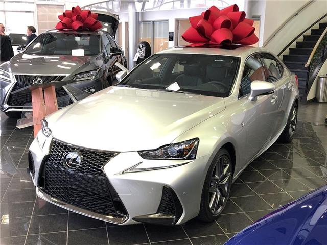 2019 Lexus IS 300 Base (Stk: 34392) in Brampton - Image 1 of 5