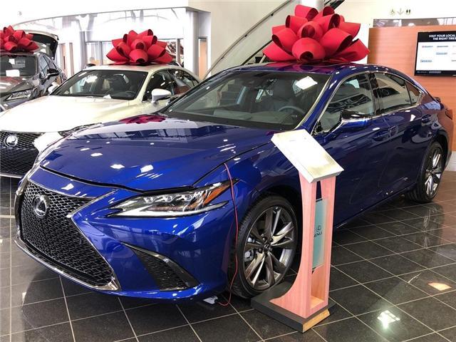 2019 Lexus ES 350 Premium (Stk: 10970) in Brampton - Image 1 of 5