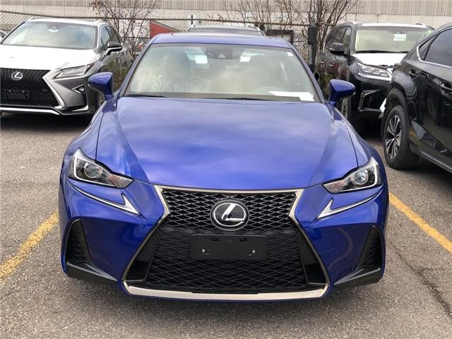 2019 Lexus IS 300 Base (Stk: 34305) in Brampton - Image 2 of 5