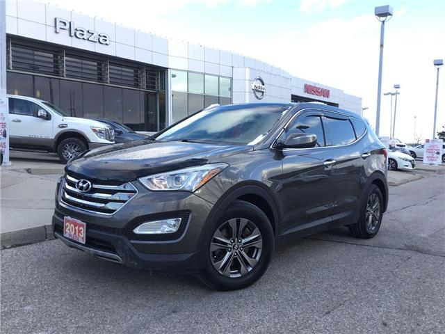 2013 Hyundai Santa Fe Sport 2.4 Luxury (Stk: T7271) in Hamilton - Image 1 of 26