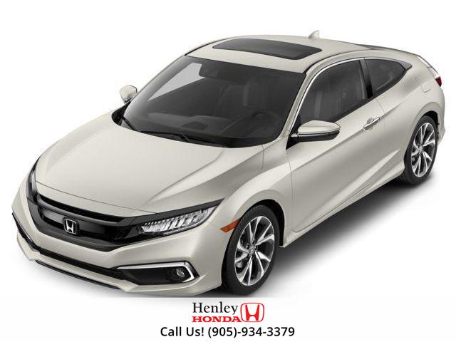 2019 Honda Civic Touring (Stk: H17740) in St. Catharines - Image 1 of 1