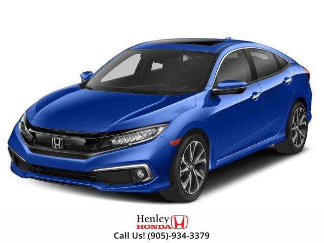 2019 Honda Civic Touring (Stk: H17742) in St. Catharines - Image 1 of 1