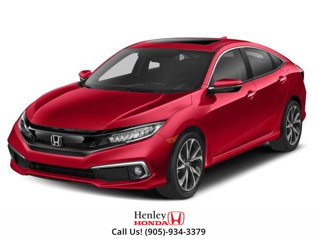 2019 Honda Civic Touring (Stk: H17744) in St. Catharines - Image 1 of 1