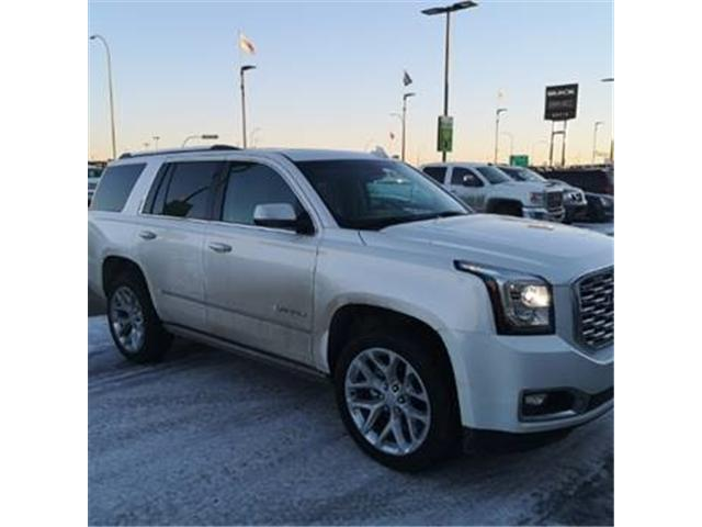 2018 GMC Yukon Denali (Stk: 196579) in Lethbridge - Image 1 of 11
