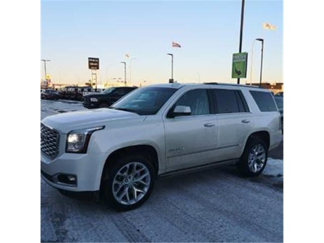 2018 GMC Yukon Denali (Stk: 196579) in Lethbridge - Image 2 of 11