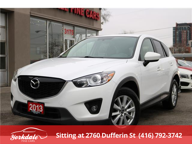 2013 Mazda CX-5 GS (Stk: Y2 4521) in North York - Image 1 of 23