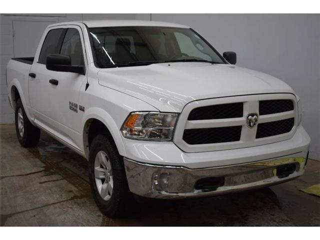 2018 RAM 1500 SLT 4X4 CREW CAB- TOUCH SCREEN * LOW KM * CRUISE (Stk: B2978) in Napanee - Image 2 of 30