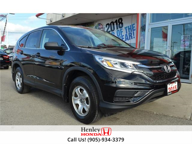 2015 Honda CR-V LX BLUETOOTH HEATED SEATS (Stk: R9262) in St. Catharines - Image 2 of 25