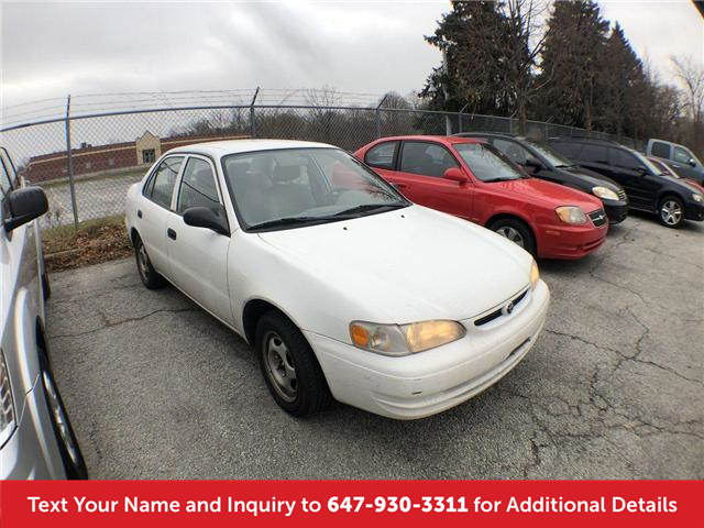 1998 Toyota Corolla  (Stk: 19820A) in Mississauga - Image 2 of 11