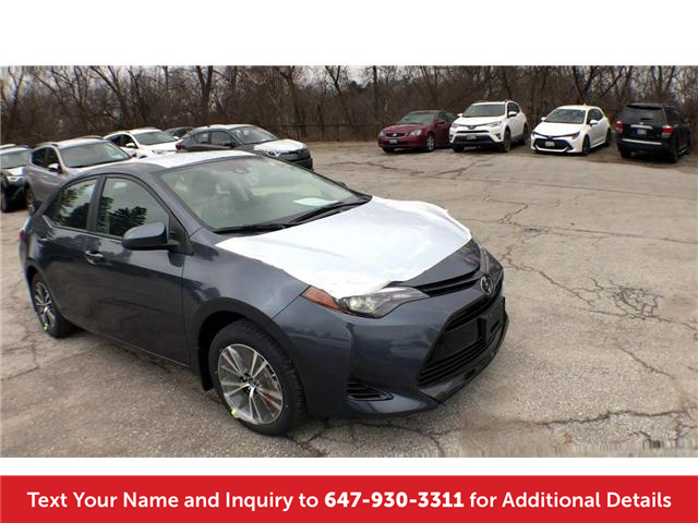 2019 Toyota Corolla LE Upgrade Package (Stk: K3267) in Mississauga - Image 2 of 20