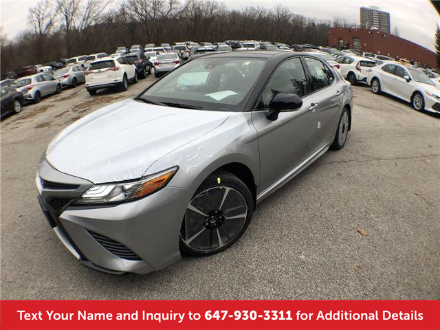 2019 Toyota Camry XSE (Stk: K4264) in Mississauga - Image 1 of 20