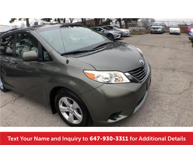 2011 Toyota Sienna LE 8 Passenger (Stk: K9224A) in Mississauga - Image 2 of 19