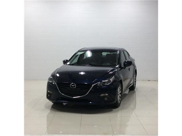 2015 Mazda Mazda3 GS (Stk: M18308A) in Sault Ste. Marie - Image 1 of 13
