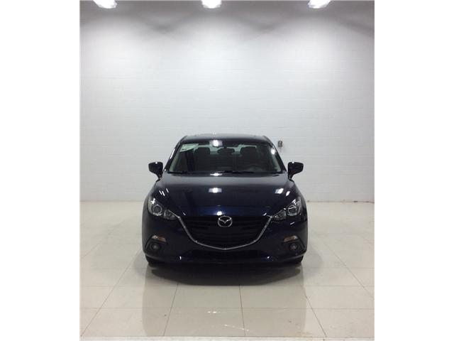 2015 Mazda Mazda3 GS (Stk: M18308A) in Sault Ste. Marie - Image 2 of 13
