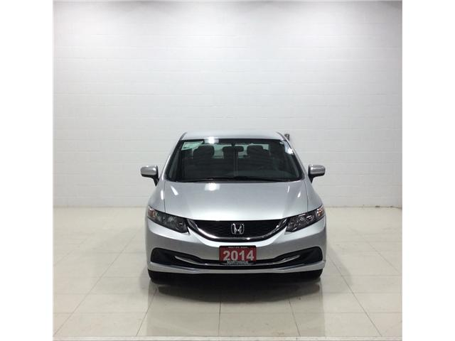 2014 Honda Civic LX (Stk: P5115) in Sault Ste. Marie - Image 2 of 11