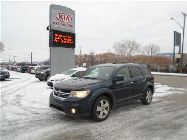 2014 Dodge Journey R/T (Stk: L1292) in Cranbrook - Image 1 of 14