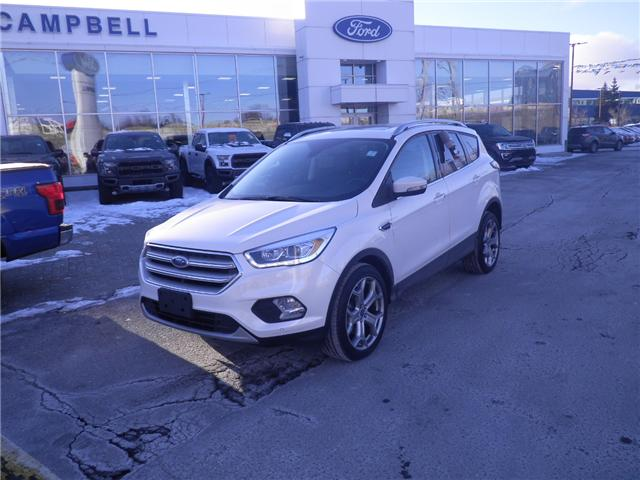 2018 Ford Escape Titanium (Stk: 1820680) in Ottawa - Image 1 of 11