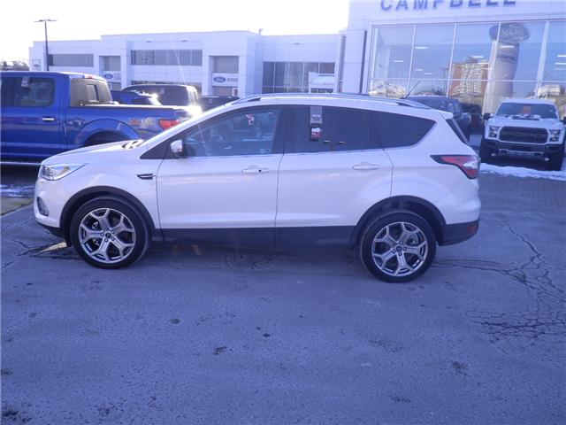2018 Ford Escape Titanium (Stk: 1820680) in Ottawa - Image 2 of 11