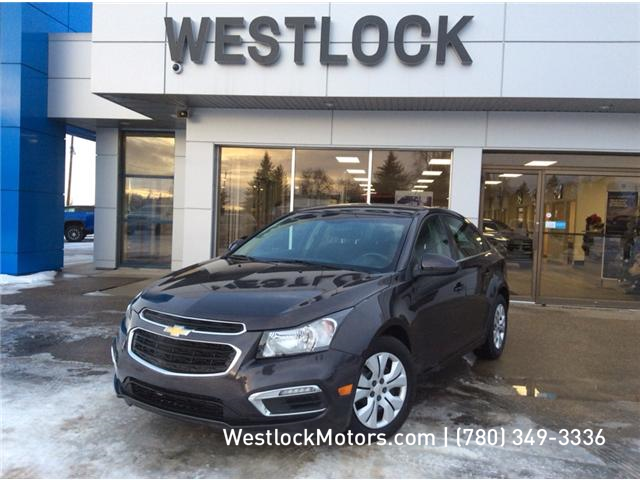 2015 Chevrolet Cruze 1LT (Stk: P1816) in Westlock - Image 1 of 22