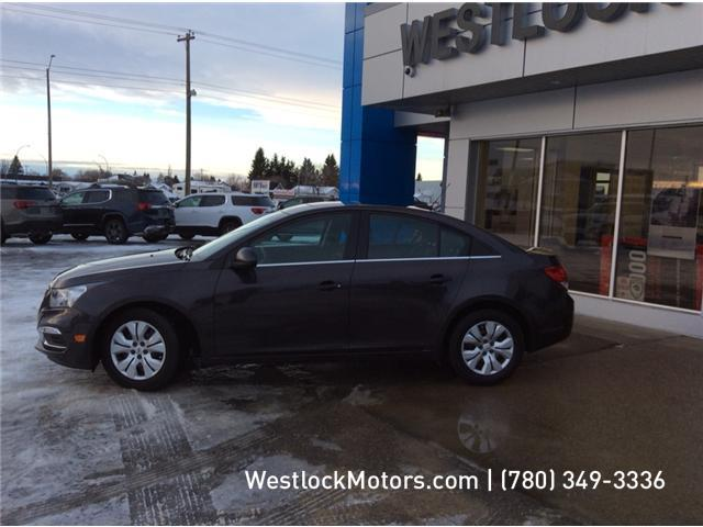 2015 Chevrolet Cruze 1LT (Stk: P1816) in Westlock - Image 2 of 22