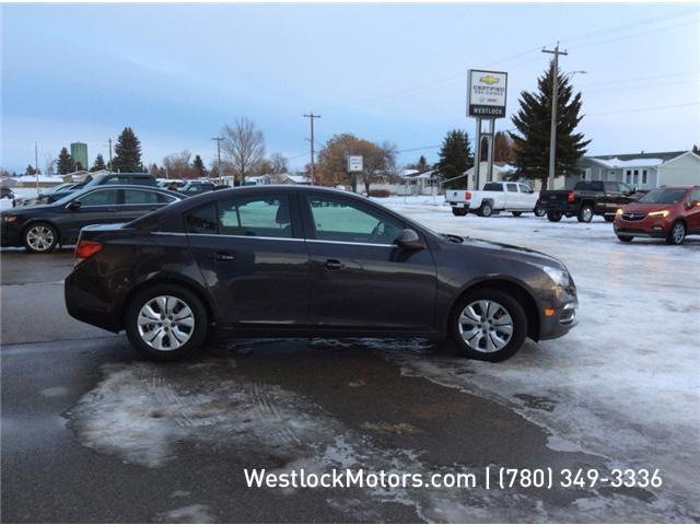 2015 Chevrolet Cruze 1LT (Stk: P1816) in Westlock - Image 6 of 22
