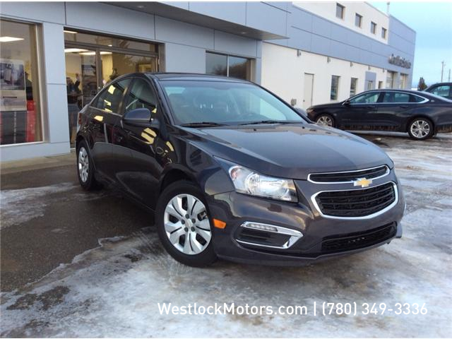 2015 Chevrolet Cruze 1LT (Stk: P1816) in Westlock - Image 7 of 22