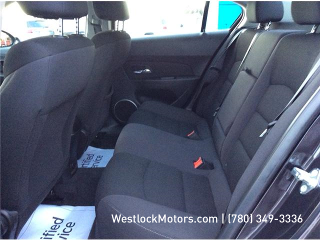 2015 Chevrolet Cruze 1LT (Stk: P1816) in Westlock - Image 10 of 22