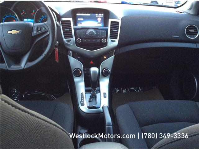 2015 Chevrolet Cruze 1LT (Stk: P1816) in Westlock - Image 11 of 22