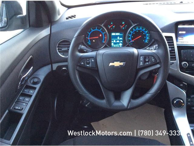 2015 Chevrolet Cruze 1LT (Stk: P1816) in Westlock - Image 12 of 22