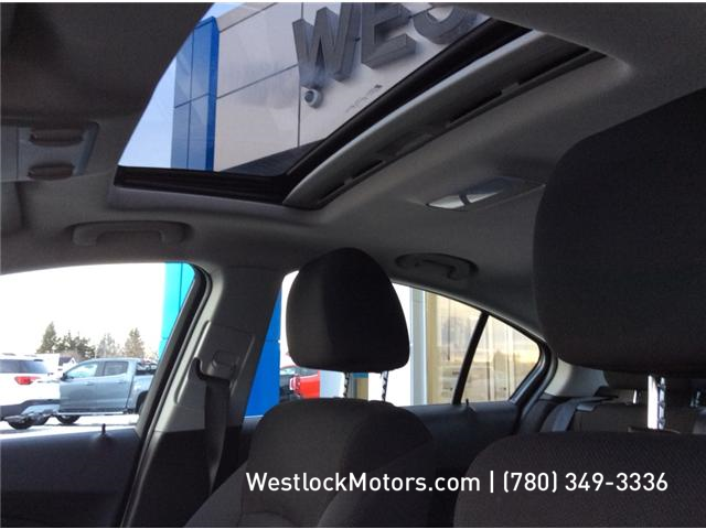 2015 Chevrolet Cruze 1LT (Stk: P1816) in Westlock - Image 13 of 22
