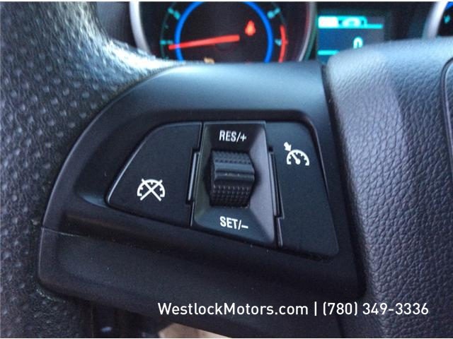 2015 Chevrolet Cruze 1LT (Stk: P1816) in Westlock - Image 15 of 22