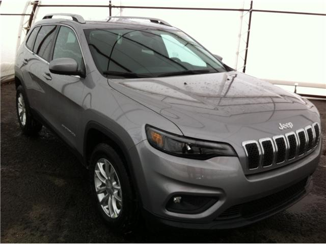 2019 Jeep Cherokee North (Stk: 190090) in Ottawa - Image 1 of 24