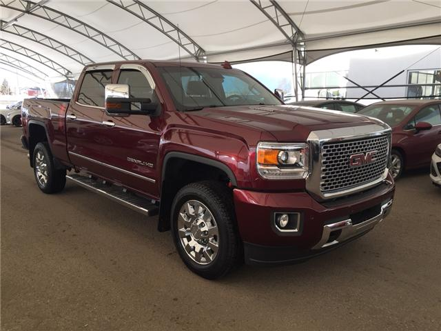 2016 GMC Sierra 2500HD Denali (Stk: 170065) in AIRDRIE - Image 1 of 25
