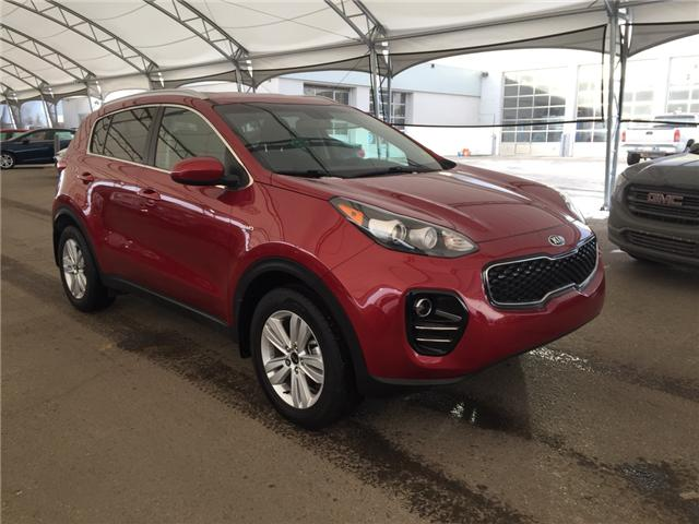 2017 Kia Sportage  (Stk: 170407) in AIRDRIE - Image 1 of 18