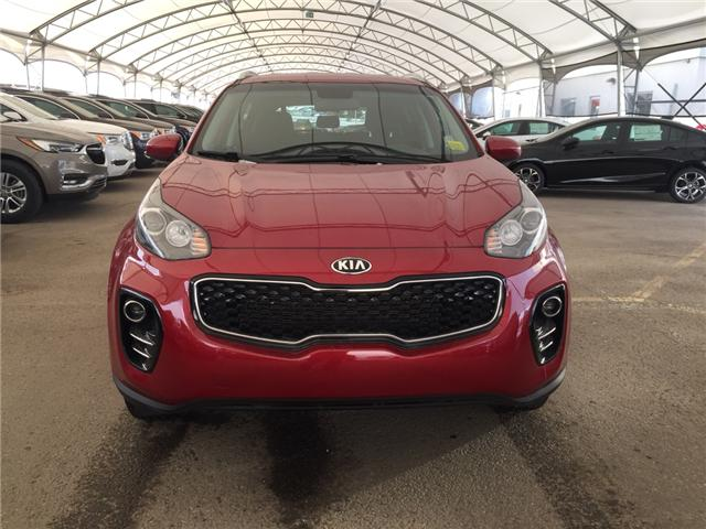 2017 Kia Sportage  (Stk: 170407) in AIRDRIE - Image 2 of 18