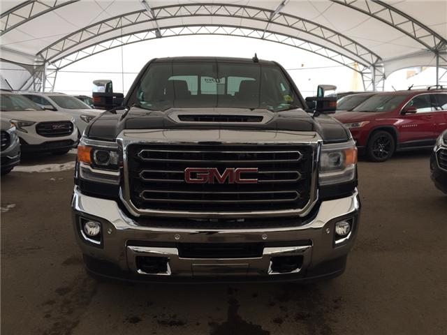 2018 GMC Sierra 2500HD SLT (Stk: 163493) in AIRDRIE - Image 2 of 25
