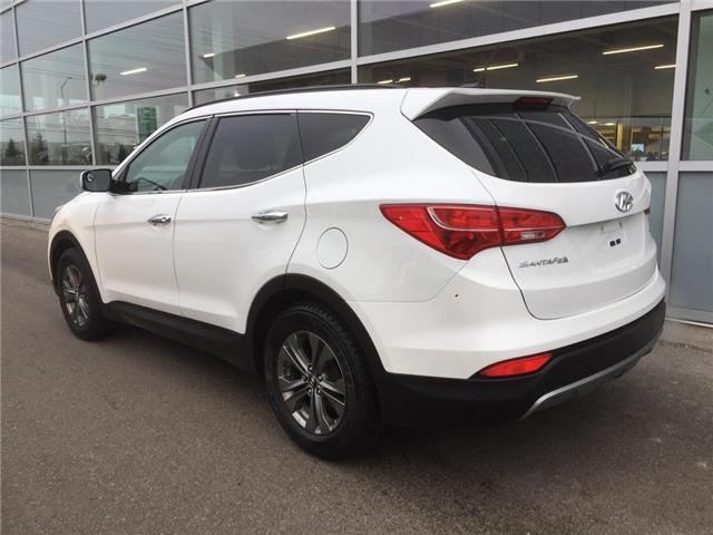 2014 Hyundai Santa Fe Sport  (Stk: 177914T) in Brampton - Image 4 of 9