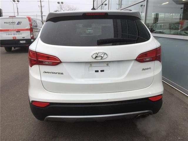2014 Hyundai Santa Fe Sport  (Stk: 177914T) in Brampton - Image 5 of 9