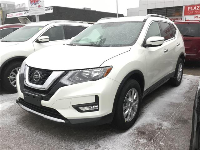 2019 Nissan Rogue SV (Stk: A7509) in Hamilton - Image 1 of 4