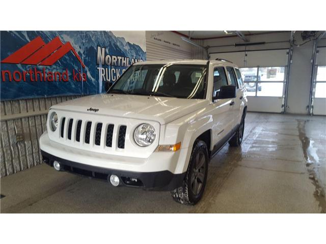 2017 Jeep Patriot Sport/North (Stk: P0110) in Calgary - Image 1 of 16