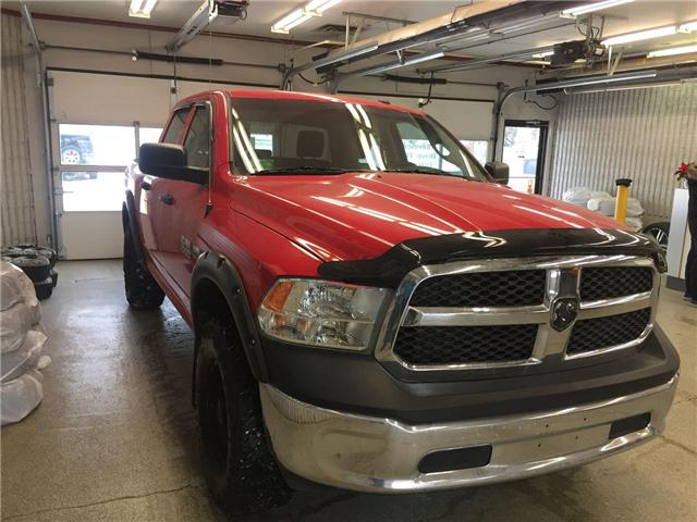 2015 RAM 1500 ST (Stk: P0198) in Calgary - Image 1 of 18