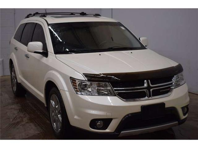 2013 Dodge Journey R/T AWD- NAV * BACKUP CAM * LEATHER (Stk: B2258A) in Kingston - Image 2 of 30