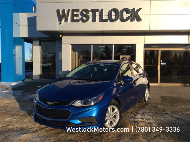 2018 Chevrolet Cruze LT Auto (Stk: 18T46A) in Westlock - Image 1 of 21